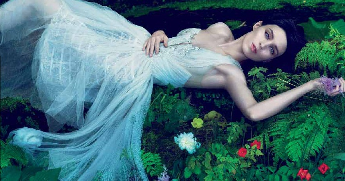 Dragon's Flair: Rooney Mara